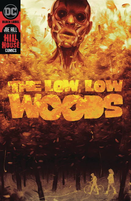 DC Black Label Low Low Woods #2 of 6 Hill House Comics Comic Book