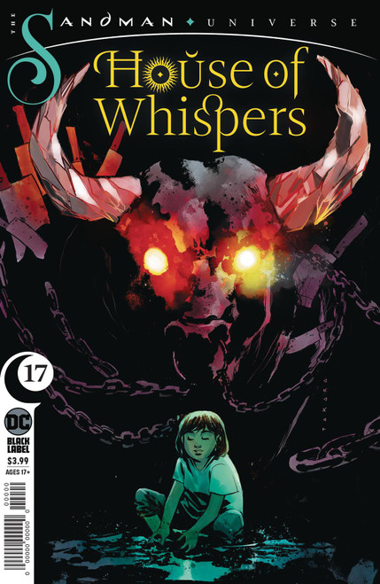 DC House of Whispers #17 The Sandman Universe Comic Book