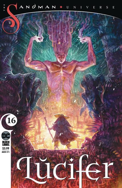 DC Lucifer #16 The Sandman Universe Comic Book