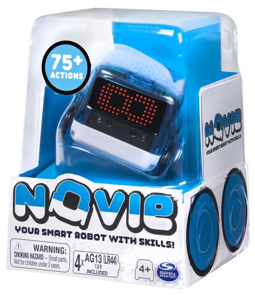 Novie Interactive Robot [Blue]