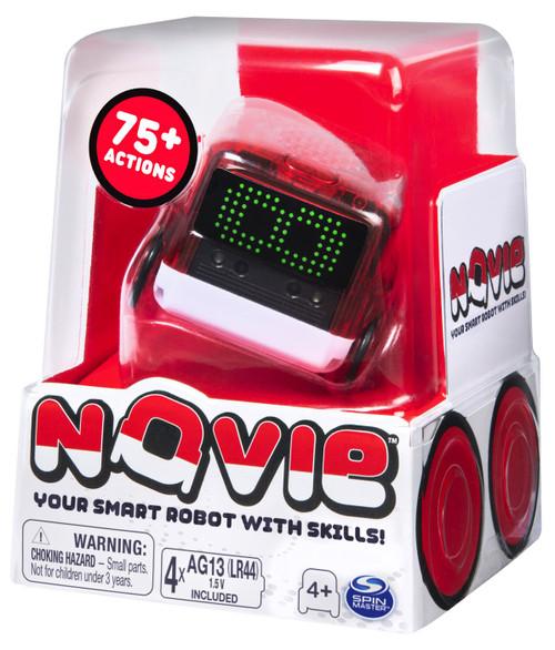 Novie Interactive Robot [Red]