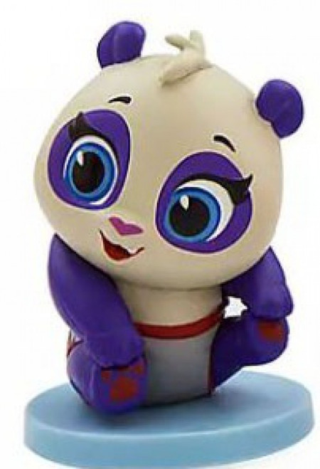 Disney Junior TOTS (Tiny Ones Transport Service) Precious the Panda 2-Inch Loose PVC Figure
