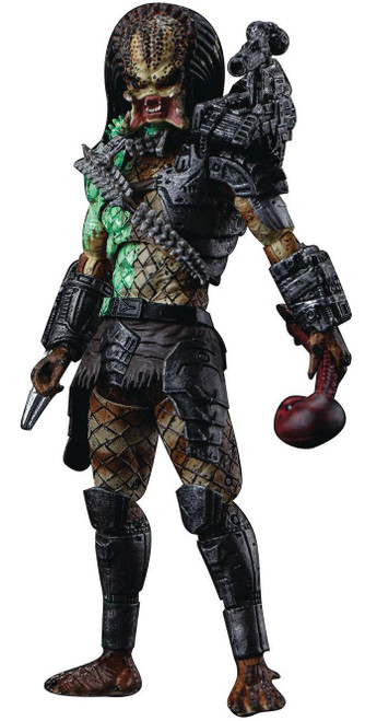 Jungle Predator Exclusive Action Figure [Battle Damaged Version] (Pre-Order ships January)