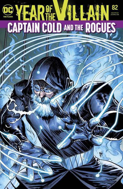 DC The Flash #82 Comic Book [Acetate Cover]
