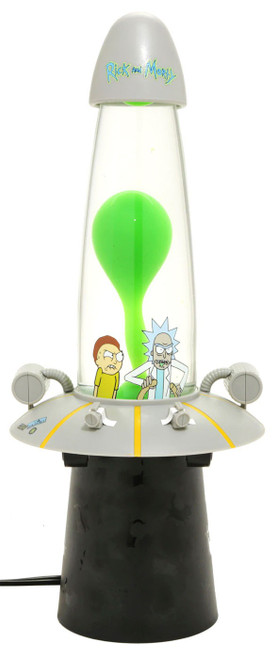 Rick & Morty Motion Lamp