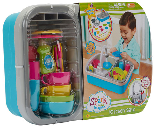 Spark Create Imagine Kitchen Sink Activity Set [Version 2, 2019]