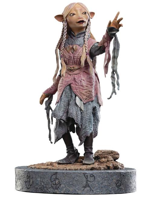 Dark Crystal Brea the Gelfling Polystone Statue