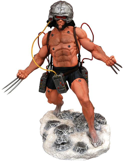 Marvel Gallery Comic Weapon X 9-Inch PVC Statue
