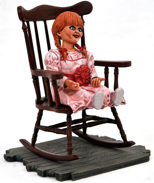 Movie Gallery Annabelle 9-Inch PVC Statue