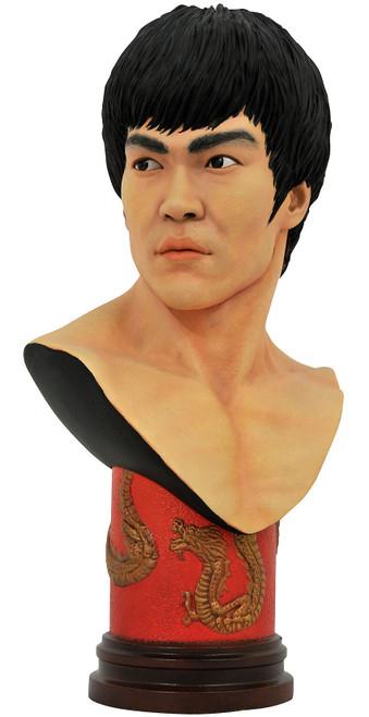 Legendary Film Bruce Lee Half-Scale Bust