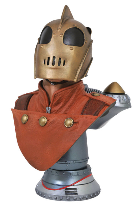 Legendary Film The Rocketeer Half-Scale Bust