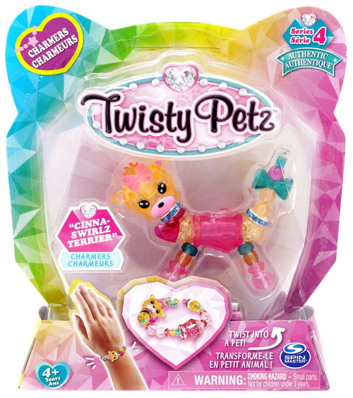 Twisty Petz Series 4 Cinna-Swirlz Terrier Bracelet