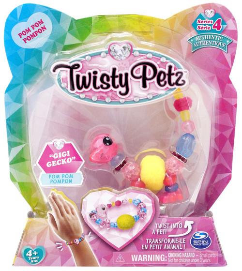 Twisty Petz Series 4 Gigi Gecko Bracelet