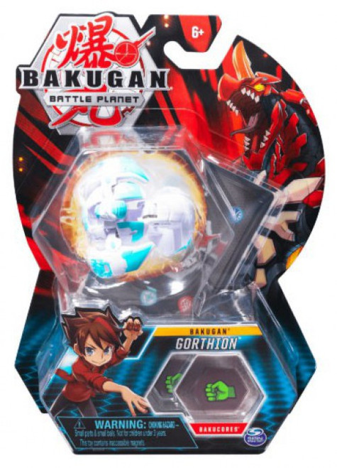 Bakugan Battle Planet Bakugan Gorthion