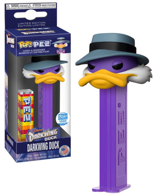 Funko POP! PEZ Darkwing Duck Candy Dispenser