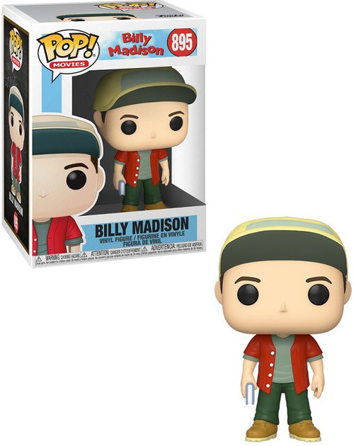 Funko Pop! Movies Billy Madison Vinyl Figure