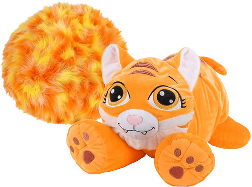 Rainbow Fluffies Tiger 12-Inch Plush