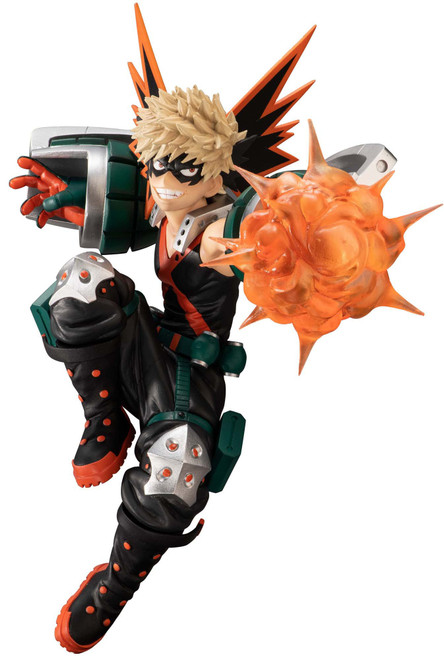 My Hero Academia Ichiban Katsuki Bakugo 5.9-Inch Collectible PVC Figure [Next Generations! Feat. Smash Rising]