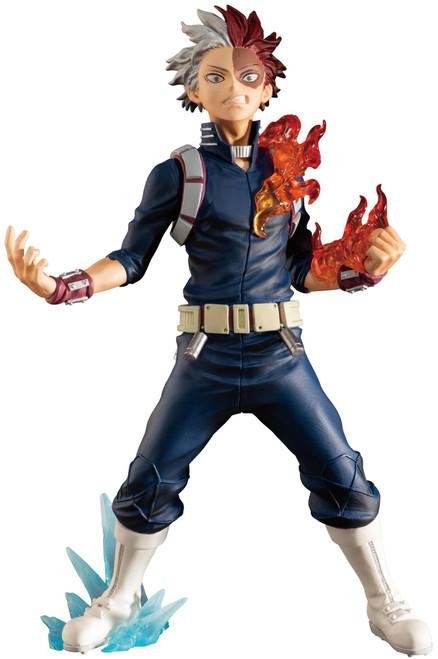 My Hero Academia Ichiban Shoto Todoroki 7-Inch Collectible PVC Figure [Next Generations! Feat. Smash Rising]