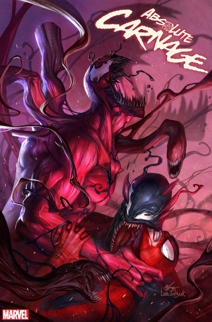 Marvel Comics Absolute Carnage #5 Comic Book [In-Hyuk Lee Variant Cover]