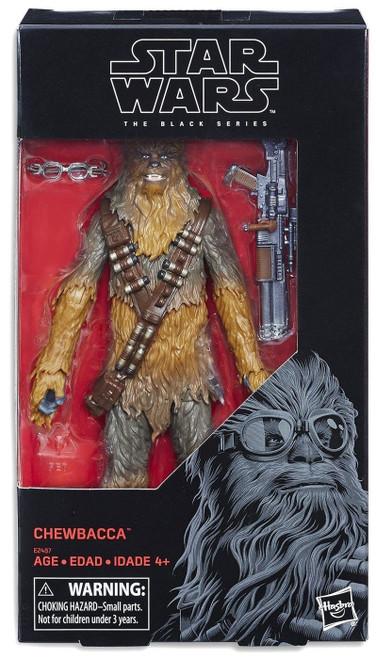 Star Wars The Rise of Skywalker Black Series Chewbacca Exclusive Action Figure [Vandor-1]