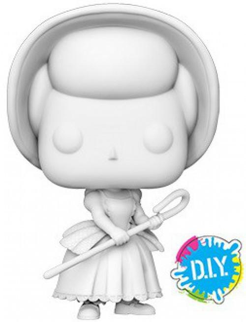 Funko Disney / Pixar Toy Story POP! Disney Bo-Peep Vinyl Figure [DIY, White]