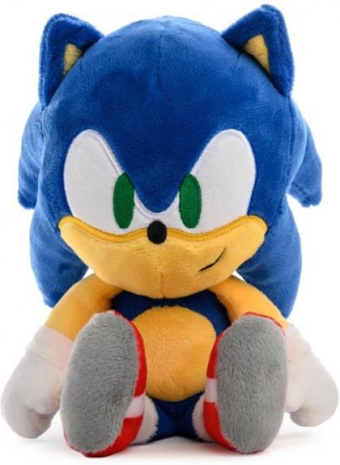 Sonic the Hedgehog Phunny Sonic 8-Inch Plush