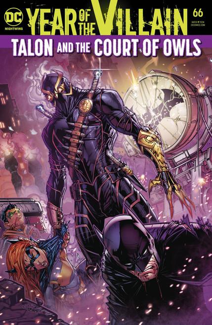 DC Nightwing #66 Comic Book [Acetate Cover]