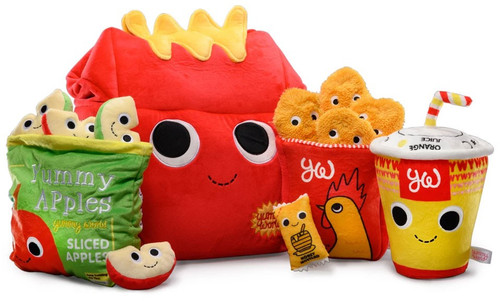 Yummy World Camille The Yummy Meal X-Large Plush (Pre-Order ships February)