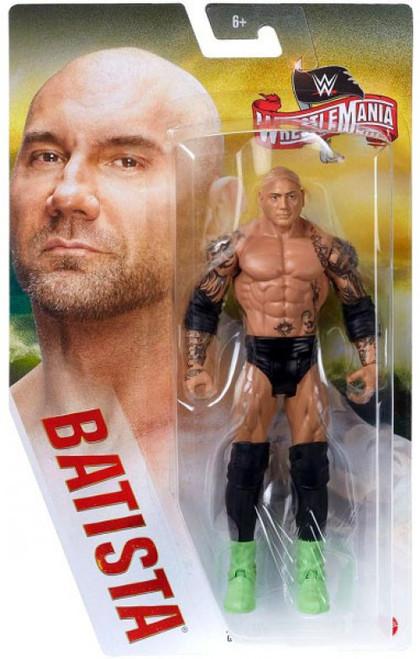 WWE Wrestling WrestleMania 36 Batista Action Figure