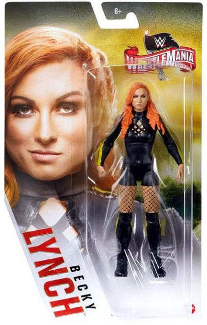 WWE Wrestling WrestleMania 36 Becky Lynch Action Figure
