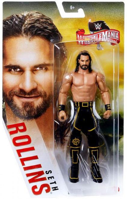 WWE Wrestling WrestleMania 36 Seth Rollins Action Figure