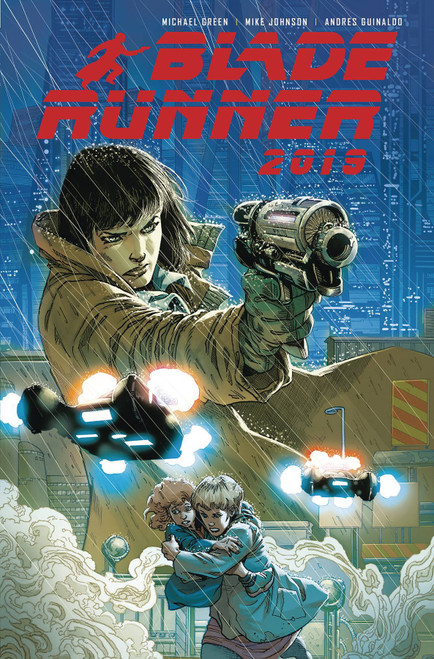 Titan Comics Blade Runner 2019 Los Angeles Trade Paperback Comic Book #1