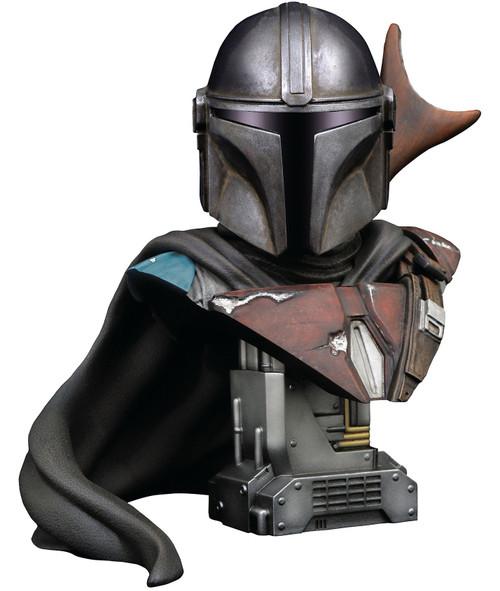 Star Wars Legends in 3D The Mandalorian Half-Scale Bust