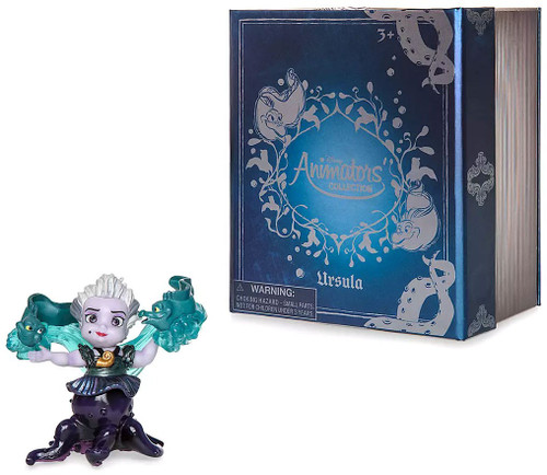 Disney Princess The Little Mermaid Animators' Collection Ursula Exclusive 3-Inch Vinyl Figure