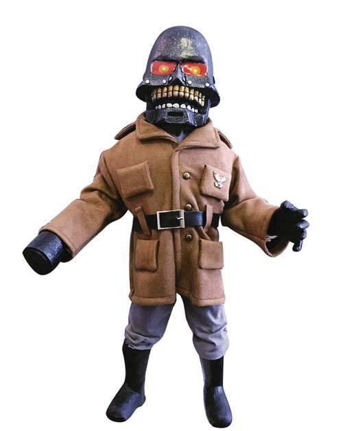 Puppet Master Original Series Torch Prop Replica Doll
