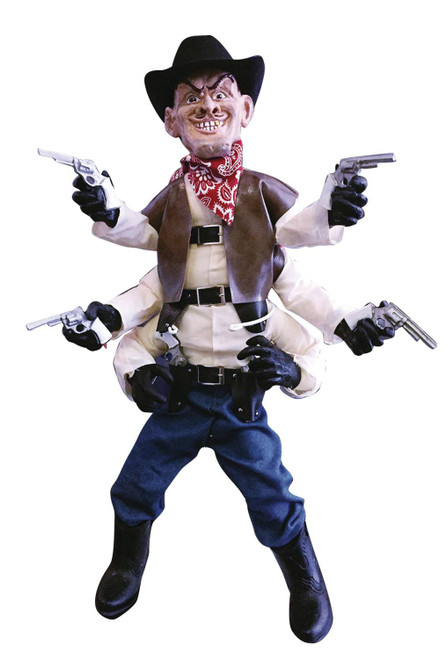 Puppet Master Original Series Six Shooter Prop Replica Doll