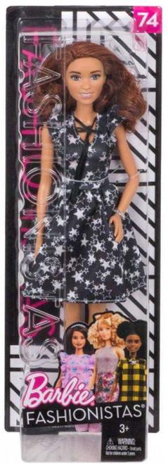 Fashionistas Barbie 13.25-Inch Doll [Stars]