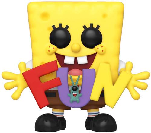 Funko Spongebob Squarepants POP! TV F.U.N. Spongebob Exclusive Vinyl Figure #679