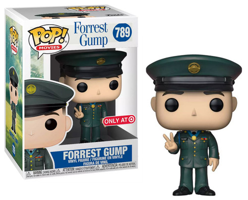 Funko POP! Movies Forrest Gump Exclusive Vinyl Figure #789 [with Medal]