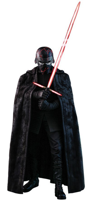 Star Wars The Rise of Skywalker Movie Masterpiece Kylo Ren Collectible Figure [The Rise of Skywalker]