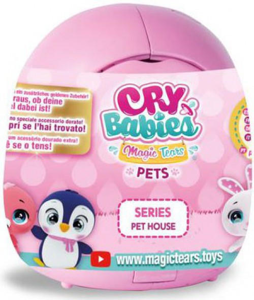Cry Babies Magic Tears Series Pets Mystery Pack [Wave 1]