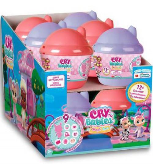 Cry Babies Magic Tears Series 1 Bottle House Mystery Box [Wave 2, 12 Packs]