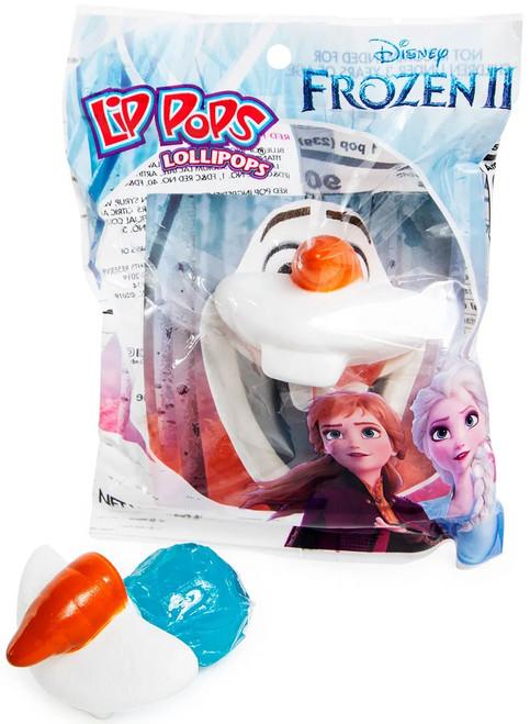 Disney Frozen Frozen 2 Lip Pops Olaf Lollipop
