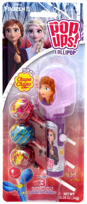Disney Frozen Frozen 2 Pop Ups! Lollipop Anna