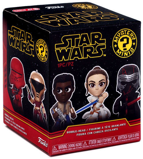 Funko Star Wars Mystery Minis The Rise of Skywalker Exclusive Mystery Pack [Exclusive]