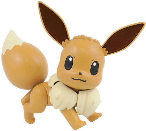 Pokemon Eevee 3-Inch Model Kit