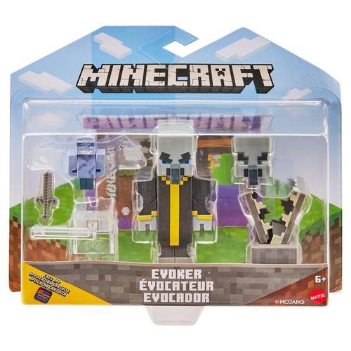 Minecraft Comic Maker Evoker Action Figure