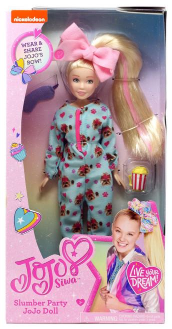 Nickelodeon JoJo Siwa Live Your Dream Slumber Party JoJo Doll