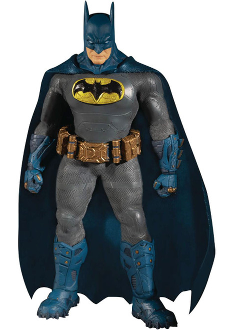 DC One:12 Collective Supreme Knight Batman Exclusive Action Figure [Blue Costume] (Pre-Order ships November)